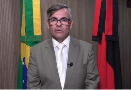 Em pronunciamento, presidente do TRE-PB convoca eleitorado pessoense para ir às urnas neste domingo (29) – VEJA VÍDEO