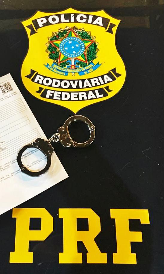 prf rpende - Ação conjunta prende homem em Campina Grande por roubos na Grande João Pessoa