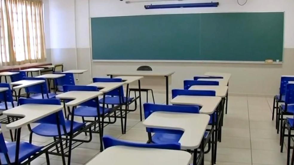 sala - Justiça suspende aulas presenciais em faculdades de João Pessoa após aumento de casos da covid-19