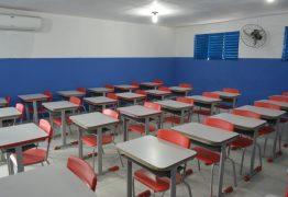 Aulas presenciais na rede estadual de ensino serão retomadas nesta quinta-feira, em formato híbrido