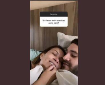 """solange e namoradio - Solange Almeida revela que faz sexo toda hora com namorado: """"Em todo canto"""""""