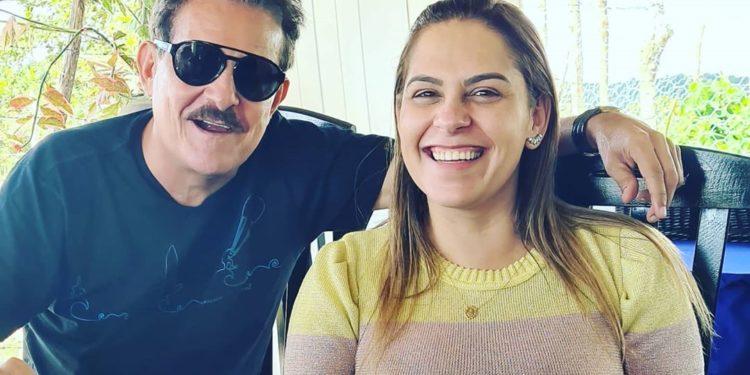 tiao e aparecida - Enfraquecido, Tião Gomes retira filha da disputa e se une a adversário histórico em Areia