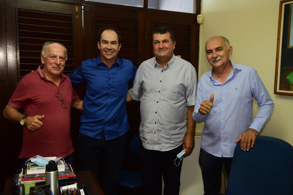 unnamed 1 2 - George Coelho é reconduzido à presidência da Famup por unanimidade para biênio 2021/2022
