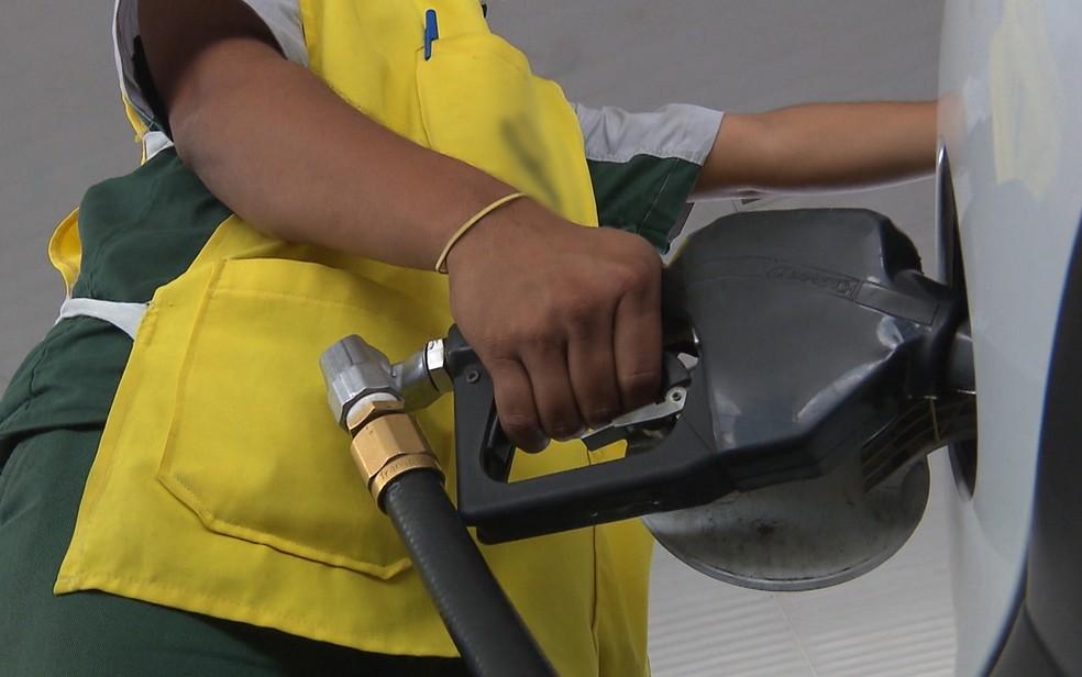 variacao postos - Pesquisa do Procon-PB  aponta variação de 6,51% no preço da gasolina comum em Campina Grande