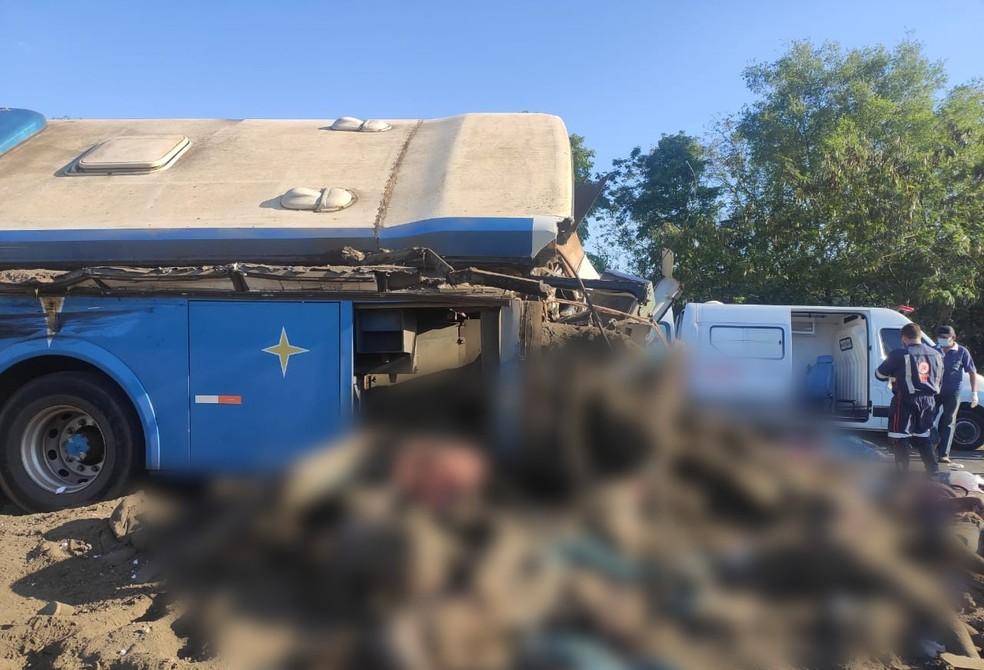 whatsapp image 2020 11 25 at 08.38.31 - Chega a 41 número de mortos em acidente com ônibus no interior de SP