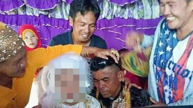xblog marriage.jpg.pagespeed.ic .x8Ao Scn8m - Menina de 13 anos é forçada a se casar com homem de 48 nas Filipinas