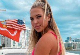 'Sou religiosa e vou à missa', diz modelo que teve foto curtida por conta do Papa no Instagram