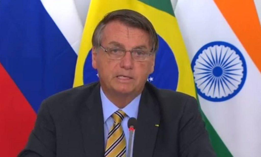 xbolsonaro BRICS.jpg.pagespeed.ic .fJda 3ih8S 1024x615 - No Brics, Bolsonaro promete divulgar lista de países que compram madeira ilegal do Brasil - VEJA VÍDEO