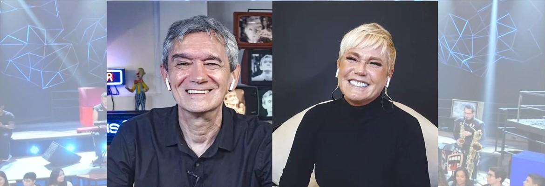"""xuxa altas horas - Xuxa abre o jogo sobre vida sexual aos 50 anos: """"Melhorou muito"""""""