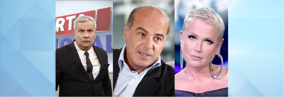 "xuxa sikera marcelo - Marcelo de Carvalho comemora derrota de Xuxa contra Sikêra Jr: ""Decadente"""