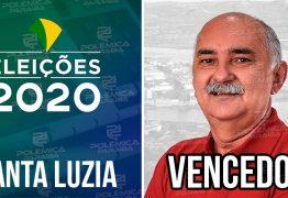 Zezé é reeleito prefeito de Santa Luzia