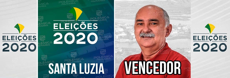 zeze santa luzia - Zezé é reeleito prefeito de Santa Luzia
