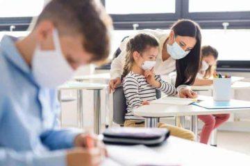 Paraíba inicia pesquisa e testagem para avaliar cenário da covid-19 nas escolas