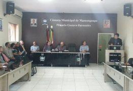 A MODA PEGOU: Depois de João Pessoa, vereadores de Mamanguape aumentam os próprios salários