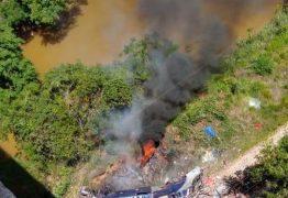 Sobe para 18 número de vítimas de acidente com ônibus clandestino em Minas Gerais
