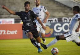 Após empate, Treze é rebaixado para a Série D e Botafogo segue na Série C de 2021