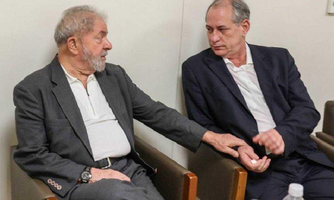 Lula e ciro - PT x PDT: apoios no Nordeste acirram disputa na esquerda de olho em 2022