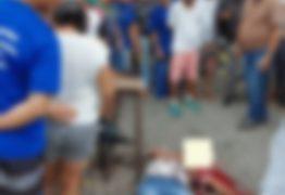 Gari é morto com disparos de arma de fogo em feira livre do município de Guarabira