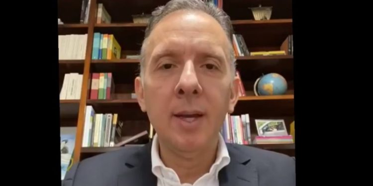 aguinaldo 750x375 1 - Após manifestações, Aguinaldo Ribeiro diz que o Brasil não pode se dividir entre facções partidárias - VEJA
