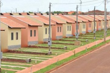 casas 360x240 - Prefeito de JP anuncia isenção de ITBI para famílias com ate dois salários mínimos