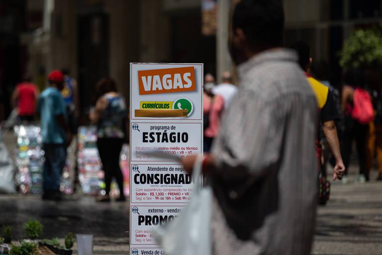 desemprego pesquisa - 57% dos brasileiros acreditam que desemprego vai aumentar, aponta Datafolha