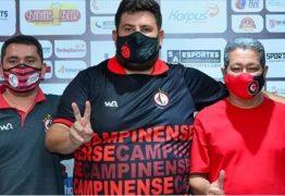 MANDATO TAMPÃO: Nova diretoria do Campinense toma posse nesta terça-feira (29)