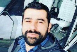 Falso piloto de avião que foi baleado na orla de João Pessoa morre neste sábado (12)