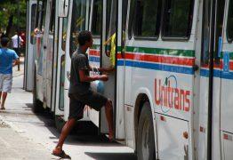 Superintendente diz que 80% da frota de ônibus de JP está em circulação e que deve voltar ao normal quando a demanda aumentar