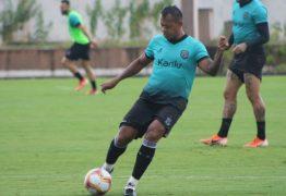 Marcelinho Paraíba se diz apto a jogar entre 45 e 70 minutos contra Botafogo-PB