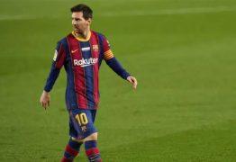 Messi deixa futuro em aberto e cogita jogar nos EUA