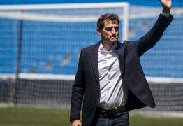 Casillas retorna ao Real Madrid para ser dirigente