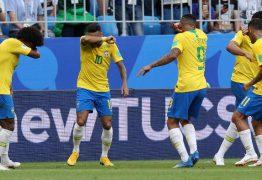 Com mudança no gol e retornos, Brasil enfrenta Colômbia podendo garantir liderança do grupo