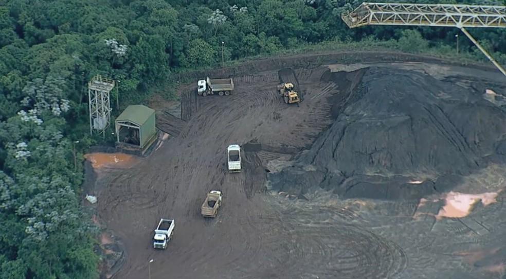 samarco - Samarco retoma atividades em Mariana, 5 anos após rompimento da barragem