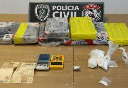 TRAFICANDO PELO CORREIO: cinco pessoas são presas por tráfico de drogas, na Paraíba