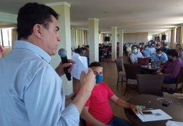 Wilson Santiago e Wilson Filho realizam evento de trabalho com prefeitos eleitos
