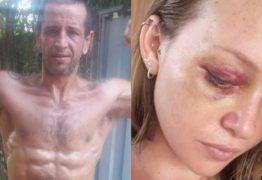 IMAGENS FORTES: Lutador dá soco na ex-mulher em frente a distribuidora de bebidas – VEJA VÍDEO