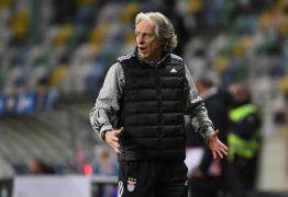 Em sua melhor fase no Benfica, Jesus deve deixar o time rumo ao futebol turco