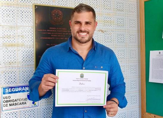SÃO JOSÉ DOS CORDEIROS Felício Queiroz - POLÍTICOS BONITÕES! Conheça os 10 prefeitos mais bonitos da Paraíba
