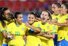 FUTEBOL: Seleção feminina brasileira disputará torneio em fevereiro contra os EUA, Japão e Canadá