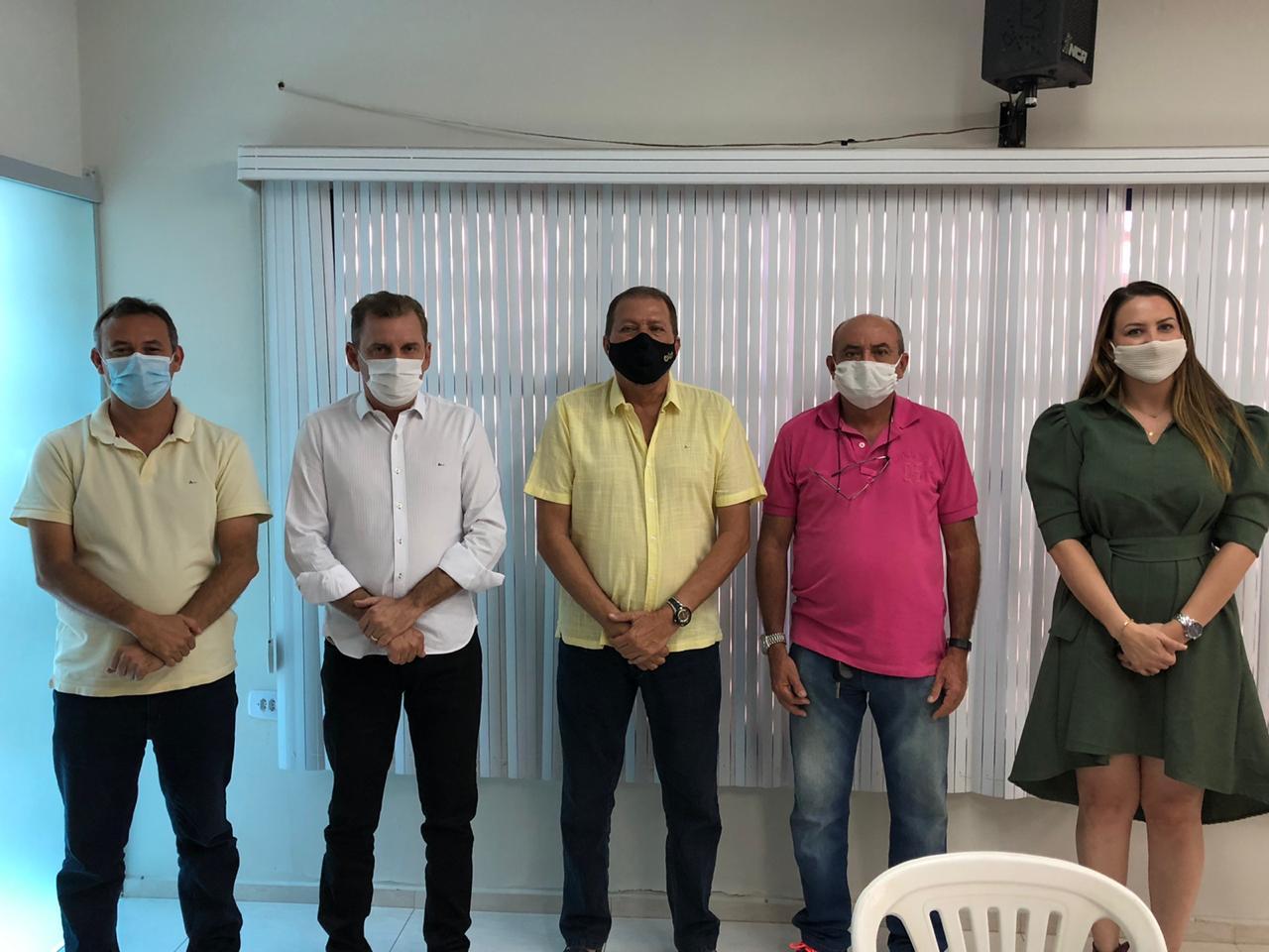 """WhatsApp Image 2021 01 08 at 14.16.42 - Prefeito Chico Mendes assume vice-presidência da AMASP e o consórcio de saúde """"Ame Saúde"""""""