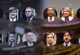 Quantas vagas estão abertas para deputado federal da Paraíba em 2022?