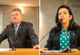 VAI TER DISPUTA: deputada Pollyana Dutra será adversária de João Gonçalves na eleição para Mesa da Assembleia; dois cargos estão em jogo – VEJA