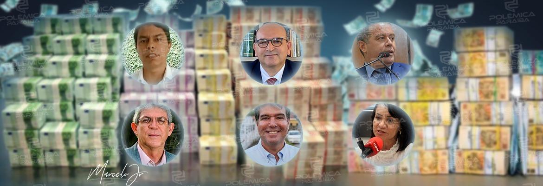 WhatsApp Image 2021 01 29 at 17.25.28 - PRA QUEM VAI A CONTA? Metade dos candidatos à PMJP deixaram dívidas de campanha, somados ultrapassam R$ 2 milhões - VEJA VALORES