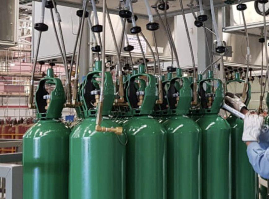 White Martins oxigenio 868x644 1 - Justiça dá 24h para Governo apresentar plano para abastecimento de oxigênio