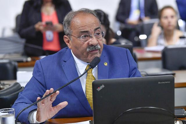 dinheiro na cueca - Senador flagrado com dinheiro na cueca, Chico Rodrigues vai voltar as atividades parlamentares esta semana