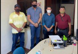 Em primeira semana de novo biênio, Famup recebe novas filiações e visita de diversos gestores da Paraíba