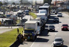 Greve dos caminhoneiros está confirmada para a próxima segunda-feira, diz presidente de associação