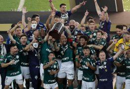 Palmeiras ganha R$ 122 milhões por título, e Galiotte revela pacto com jogadores de redução salarial
