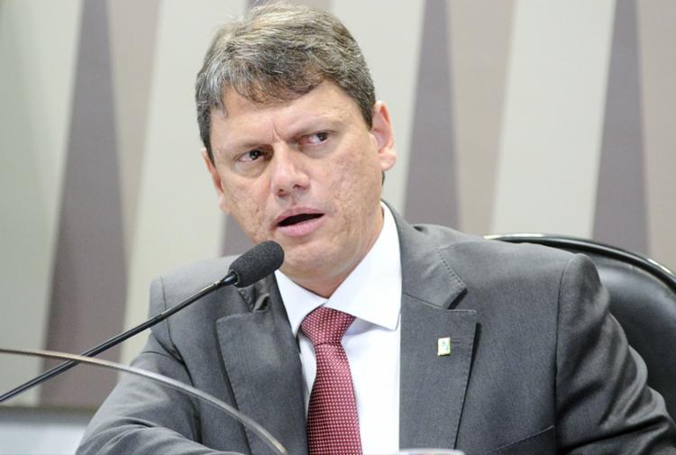 """ministro 1 - Suposto áudio do ministro Tarcísio agita caminhoneiros na véspera da greve: """"Eu não converso com ninguém"""""""