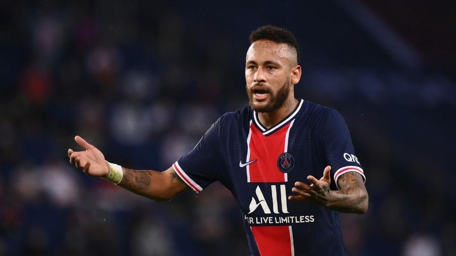 neymar 2 - OUTRO FOCO! Neymar quer vencer Champions e minimiza Bola de Ouro: 'Não estou nem aí'